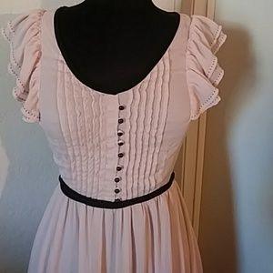 Love pink dress